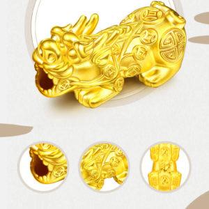 Charm-vàng-tỳ-hưu-kim-tiền-24k-9999